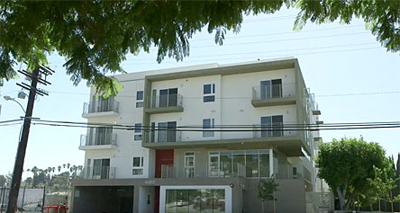 Citi:  Teague Terrace, Permanent Supportive Housing in Los Angeles