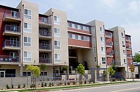 affordable multifamily and senior housing